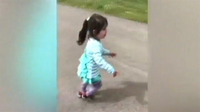 Ağrı'da kaybolan küçük kız çocuğunu arama çalışmaları devam ediyor...